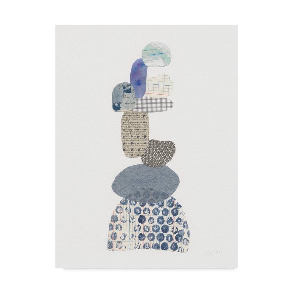 35 34 X 47 34 Whimsy I By Courtney Prahl Trademark Fine Art