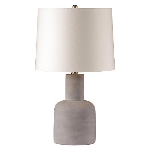 Ren Wil Dansk Table Lamp White Gray Only