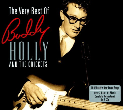 Buddy holly - Very best of buddy holly (CD) - image 1 of 2