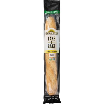 The Essential Baking Company Take & Bake French Baguette - 12oz