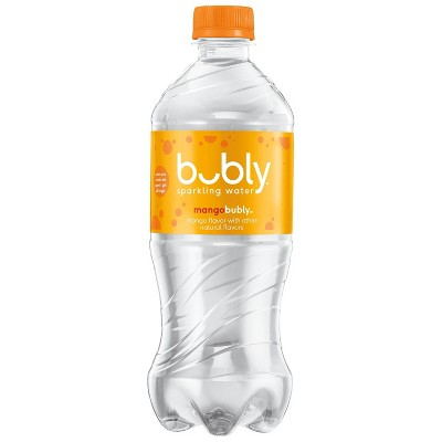 Sparkling Water: Bubly