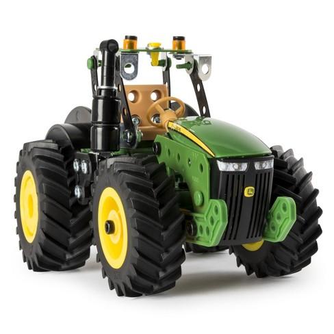 meccano john deere 8r tractor target. Black Bedroom Furniture Sets. Home Design Ideas