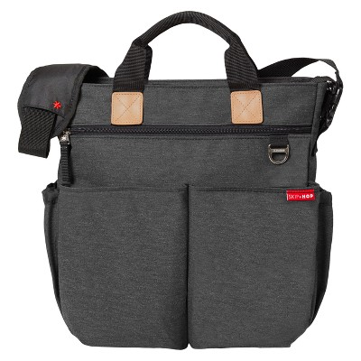 Skip Hop Duo Signature Diaper Bag - Soft Slate