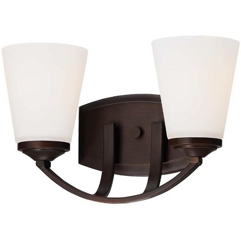Minka Lavery 6962-284 2 Light Bathroom Vanity Light from the Overland Park Collection - image 1 of 1