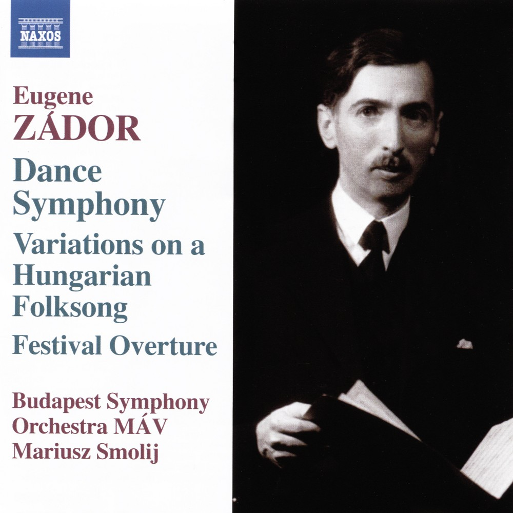 Budapest Symphony Or - Zador:Variations On A Hungarian Folks (CD)