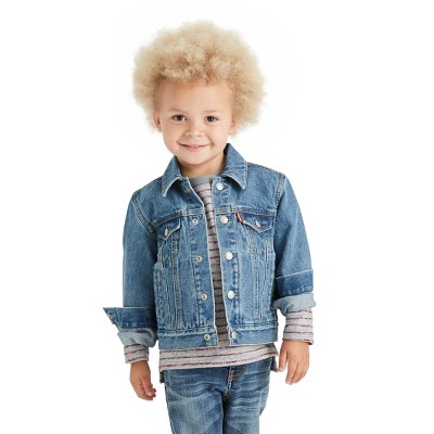 Toddler Denim Trucker Jacket - Levi's® x Target