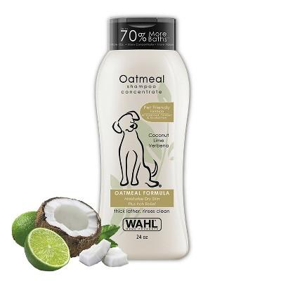 Dog Grooming: Wahl Oatmeal Pet Shampoo