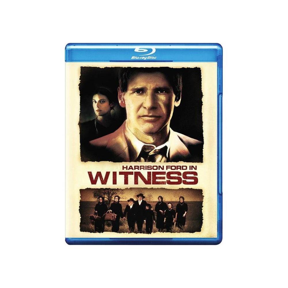 Witness Blu Ray 2017