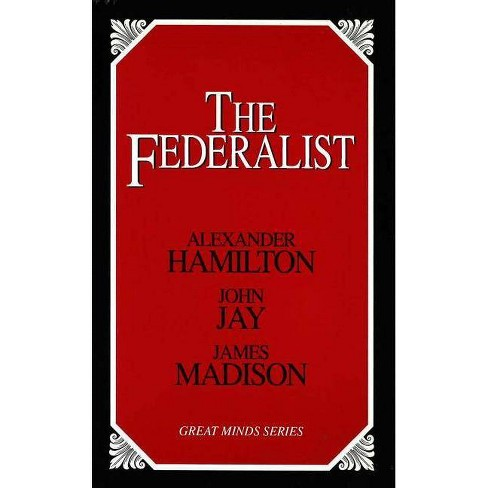 Federalist - (Great Minds) by  James Madison (Paperback) - image 1 of 1