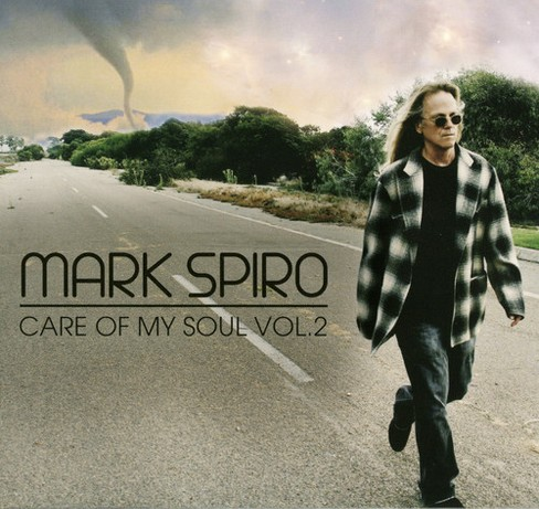 Mike Spiro - Care Of My Soul Vol 2 (CD) - image 1 of 1