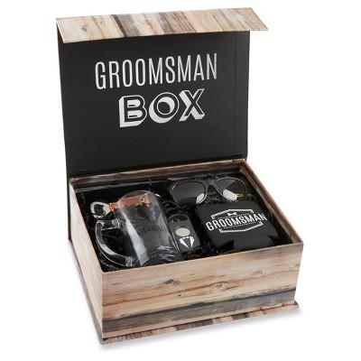 """Groomsman Box"" Wedding Kit"