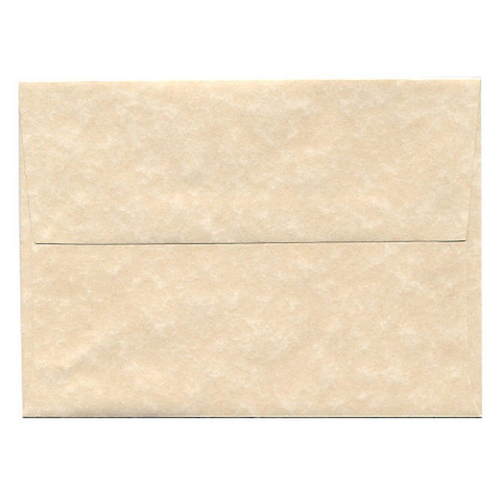 Jam Paper Envelopes A6 50ct Parchment - Natural