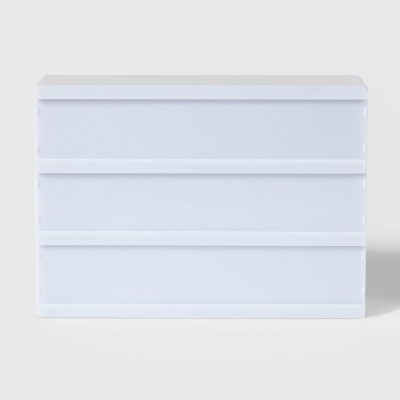 LED Light Box White - Room Essentials™