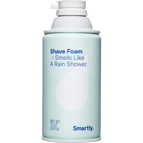 Rain Shower Scented Shaving Foam - 10oz - Smartly™ - image 1 of 1