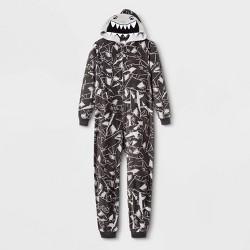 Boys' Shark Union Suit - Cat & Jack™ Gray