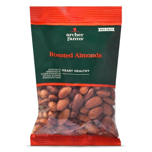 Salted Roasted Almonds 3.5oz - Archer Farms™ - image 1 of 1