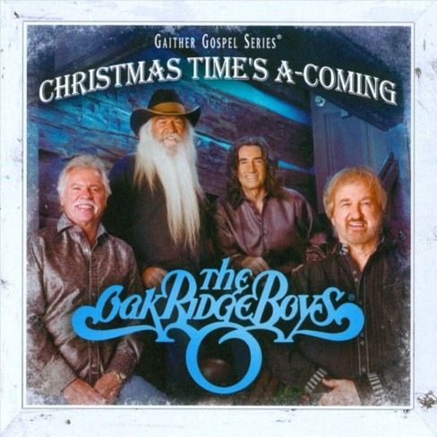 Oak ridge boys - Christmas time's a coming (CD) - image 1 of 1