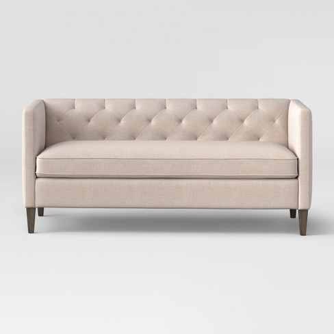 holyoke sofa linen threshold target. Black Bedroom Furniture Sets. Home Design Ideas