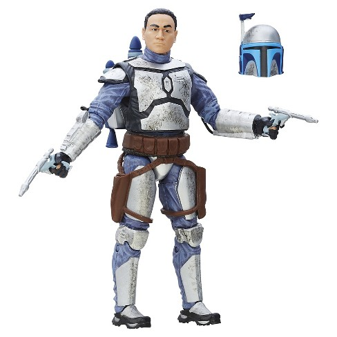 """Star Wars Attack of the Clones Black Series Jango Fett 6"""" Action Figure - image 1 of 4"""