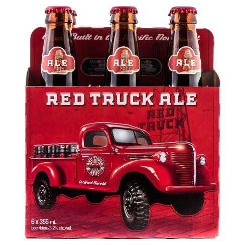 Red Truck Ale Beer - 6pk/12 fl oz Bottles - image 1 of 1