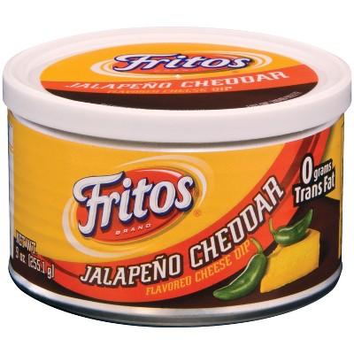 Fritos Jalapeno Cheddar Dip - 9oz