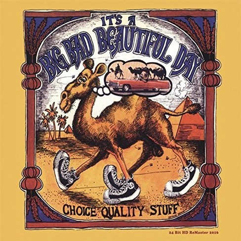 It's A Beautiful Day - Choice Quality Stuff (Cdrp) (CD) - image 1 of 1