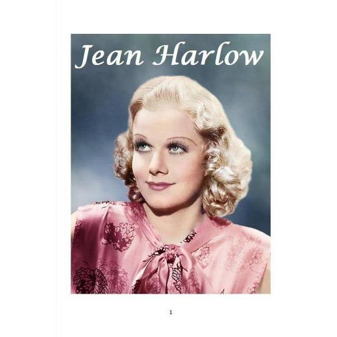 Jean Harlow - by  Diane Paterson (Paperback) - image 1 of 1