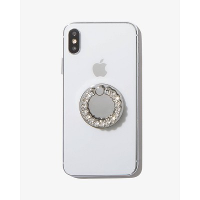 Sonix Rhinestone Cell Phone Ring Holder & Stand