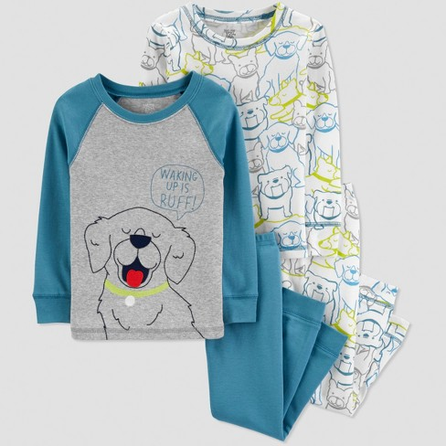 ee1793d96601 Toddler Boys  4pc Dogs Pajama Set - Just One You® Made By Carter s ...