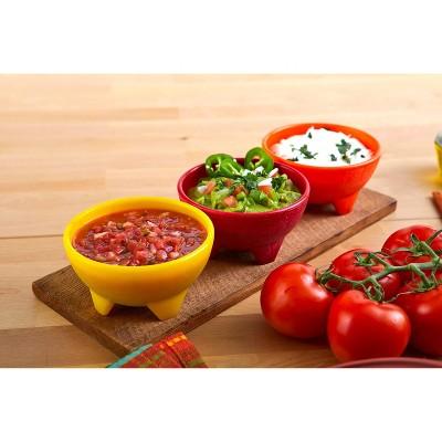 IMUSA 3pk Salsa Dish