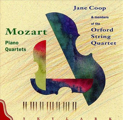 Jane coop - Mozart:Piano quartets (CD) - image 1 of 1