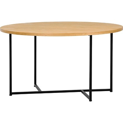 Stevenson Round Coffee Table Natural - Serta