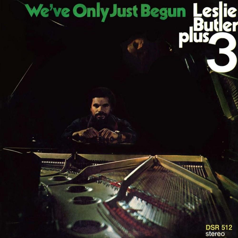 Leslie Butler - We've Only Just Begun (CD)