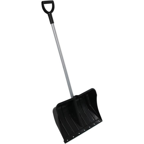 """22"""" Snow Shovel with D-Grip Handle and Wear Strip - CASL Brands - image 1 of 4"""