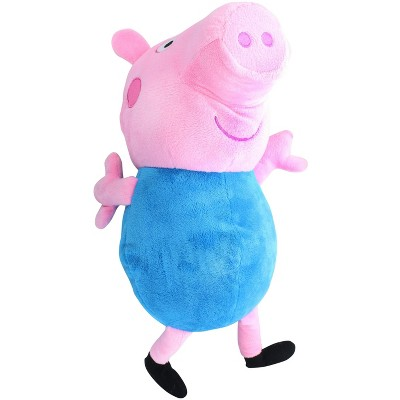 Fiesta Peppa Pig George 13.5 Inch Character Plush