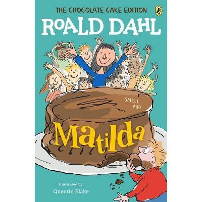 Matilda - by Roald Dahl (Paperback)