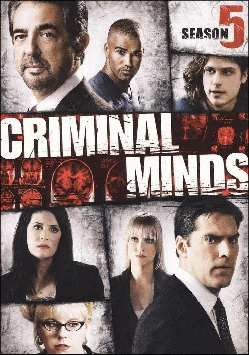 Criminal Minds: Season 5 [6 Discs] - image 1 of 1