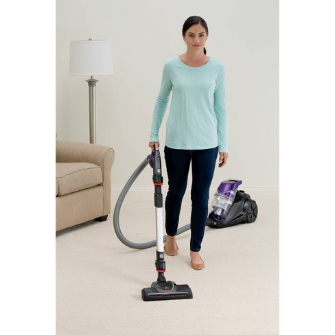 BISSELL C4 Cyclonic Canister Vacuum - 1233 - image 1 of 3