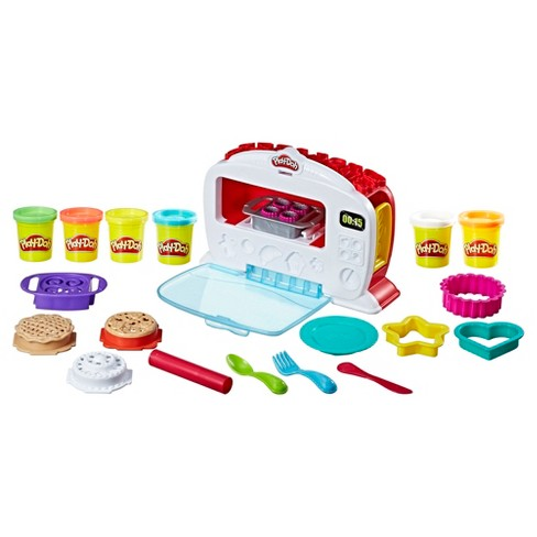 Play Doh Kitchen Creations Magical Oven Target