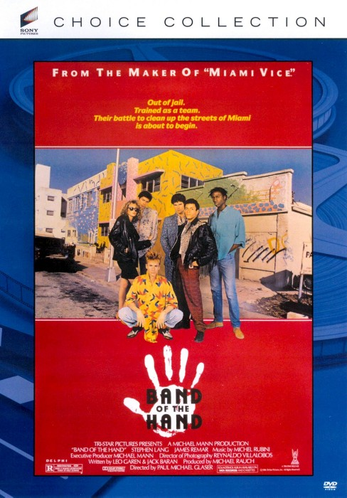 Band of the hand (DVD) - image 1 of 1