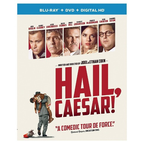 Hail, Caesar! (Blu-ray/DVD) - image 1 of 1