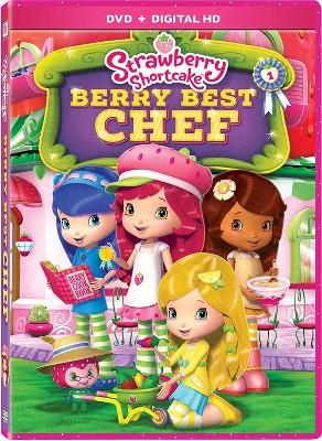 Strawberry Shortcake: Berry Best Chef (DVD)