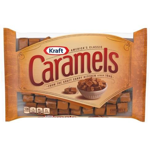 Kraft Baking Caramels - 11oz - image 1 of 4