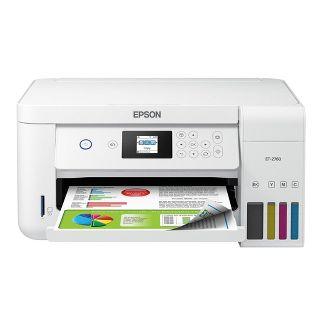 Epson EcoTank Wireless SuperTank Printer (ET-2760)