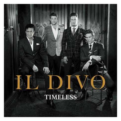 Il Divo - Timeless (CD) - image 1 of 1