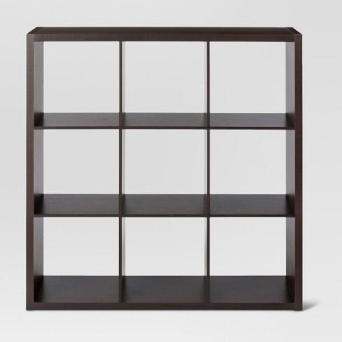 9 Cube Organizer Shelf 13 Threshold