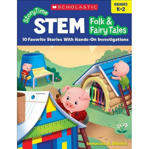 Storytime Stem - by  Immacula A Rhodes & Immacula Rhodes (Paperback) - image 1 of 1