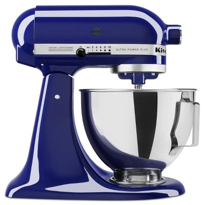 KitchenAid Ultra Power Plus 4.5qt Tilt-Head Stand Mixer Cobalt - KSM96