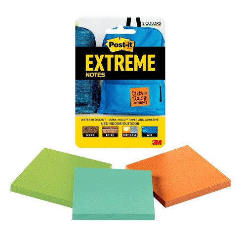 """Post-it 3""""x3"""" Extreme Notes - image 1 of 4"""