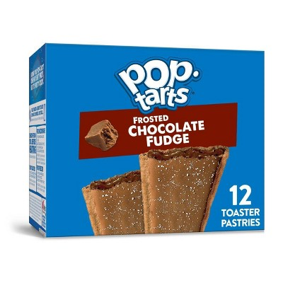 Kellogg's  Kellogg's Pop-Tarts Frosted Chocolate Fudge Pastries - 12ct/20.31oz